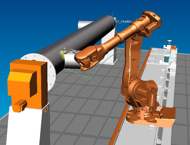 2 spawanie robotem ABB