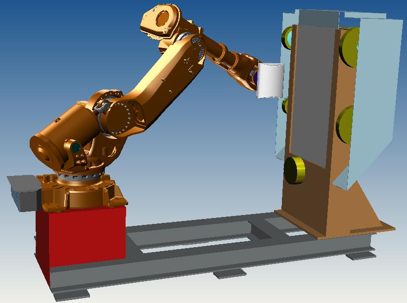 3 polerowanie robotem ABB